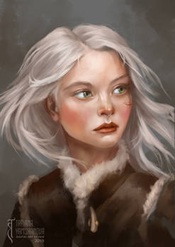 Just another version of Ciri
