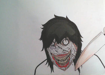 Twisted Jeff the Killer by starexx