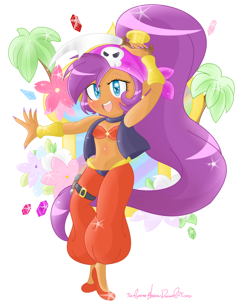 .:The Pirate's Life:. by PinkPrincessBlossom