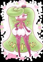 .:Tsareena:. by PinkPrincessBlossom