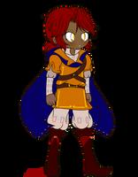 .:DS AU: Hero Garbs:. by PinkHyrulePrincess