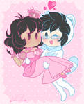 .: AT: The Princess and Her Tanooki :.