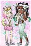 .: Pearl + Marina (Octo Expansion) :.