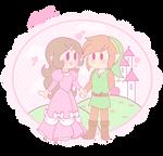 .: Kawaii Classics :. by PinkHyrulePrincess