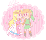 .: Kawaii To The Past :. by PinkHyrulePrincess