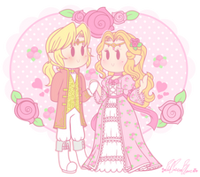 +.: My Rosy Princess :.+ by PinkPrincessBlossom