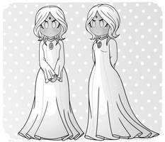 .: CM: Sword Spirit Character :. by PinkHyrulePrincess