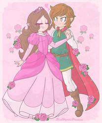 +.: The Prince and Princess :.+