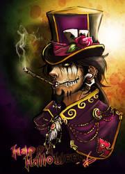 Happy Halloween by VoydKessler