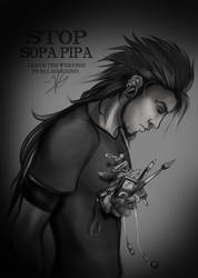 Stop SOPA PIPA by VoydKessler