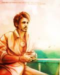 Tony Stark - Sunset Morning