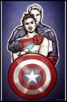 Tony X Steve - Assemble