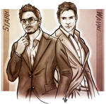 Stark and Wayne - Billionaire Boys Club