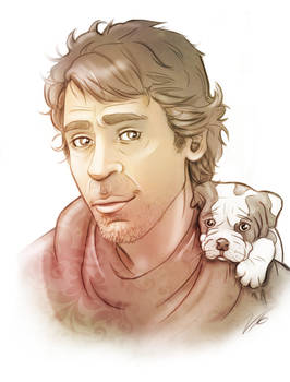 Sherlock's Puppy