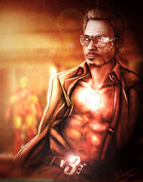 Iron Man 3 by VoydKessler