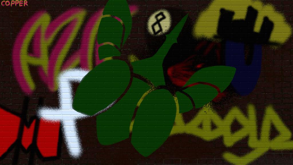 Brockton Bay Graffiti