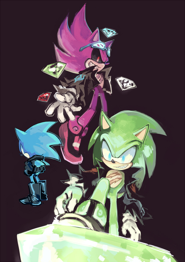 Scourges by sujinee