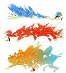 Sonic Heroes team