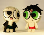 Power Puff Harry and Draco
