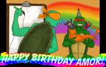 Happy Birthday Amortortuga!!