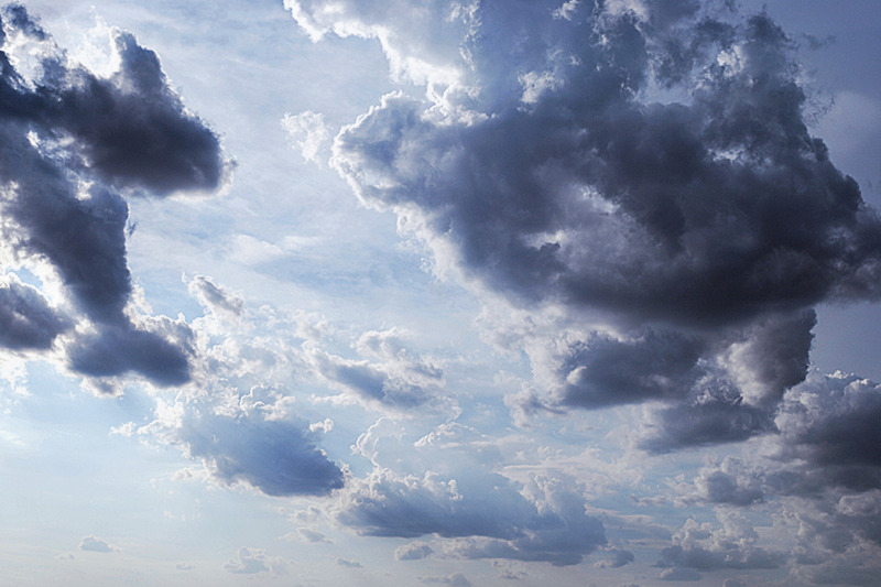 Random dramatic sky No. 1... by outlyer