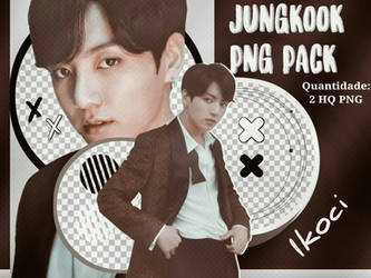 Jungkook PNG PACK || Love yourself #56 by iKoci