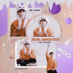 Jeon Jungkook || BANGTANBOYS /PNGPACK by iKoci