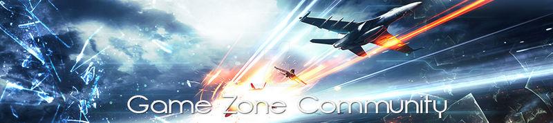 Game Zone Community Header