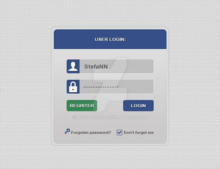 Free light login box