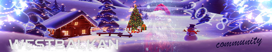 Westbalkan Christmas Header