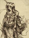 FEZ Warrior: Shaleil Wildfire