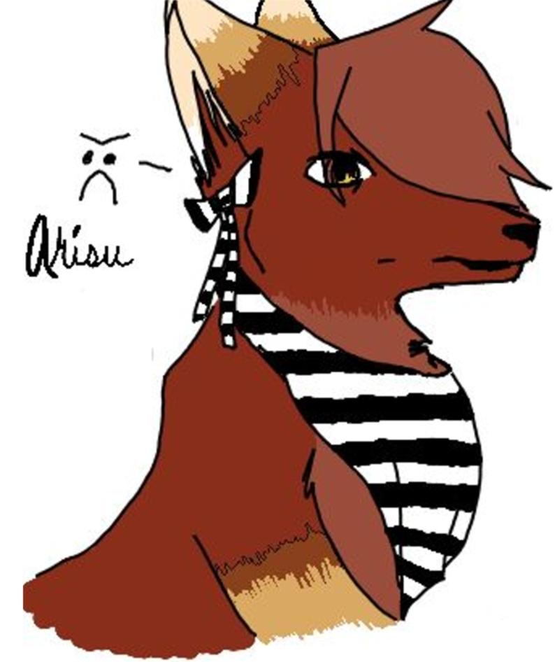.:Arisu:. by Yumenoookami