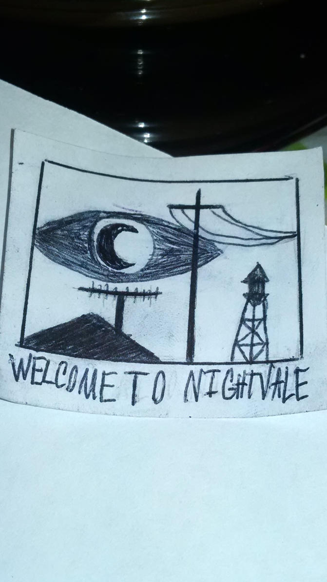 Welcome to Night Vale by Yumenoookami