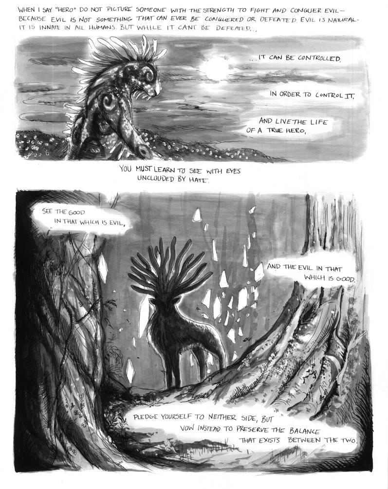 Philosophy of Hayao Miyazaki Comic Page 5