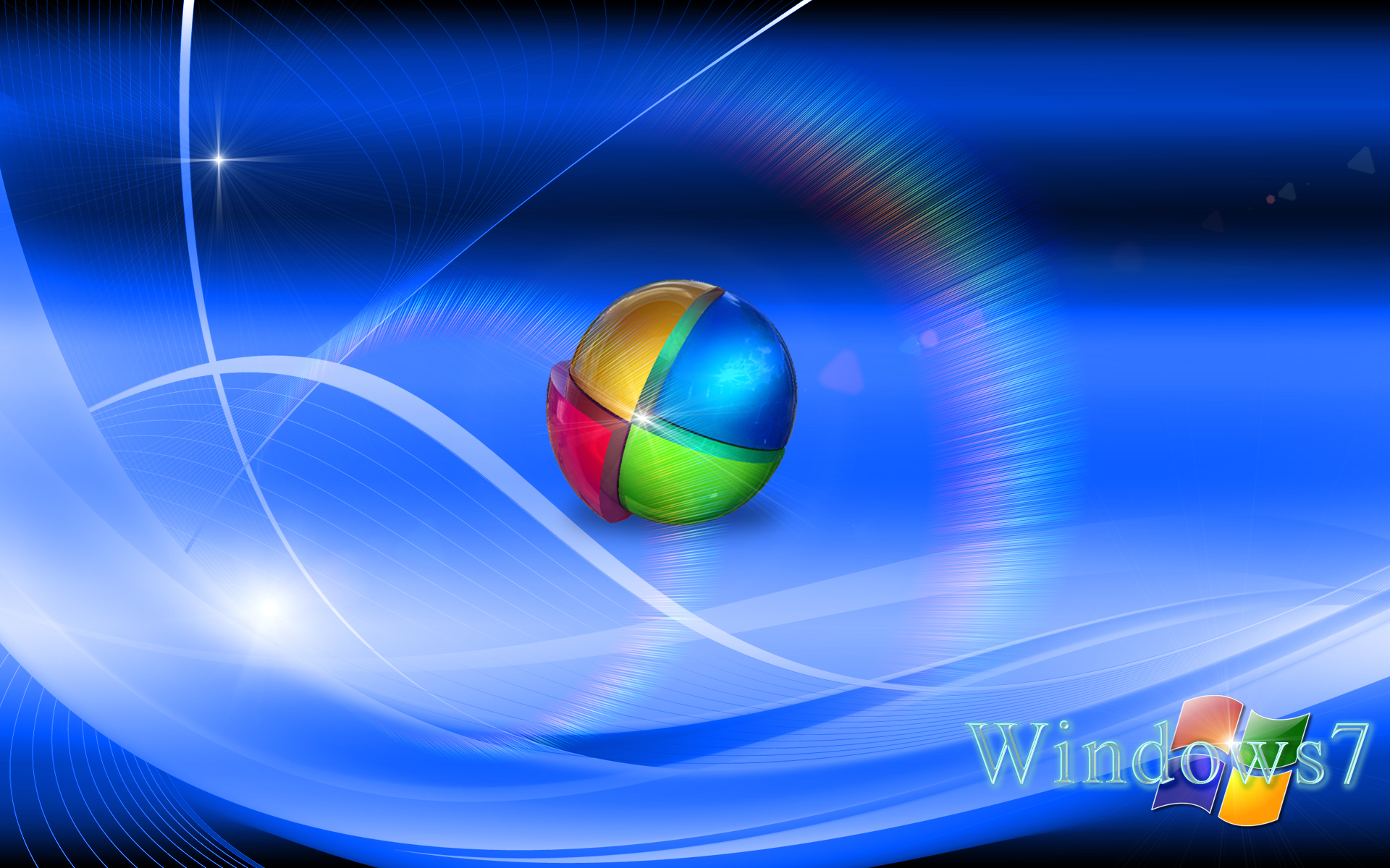 Windows7 Wall By Kubines On DeviantArt