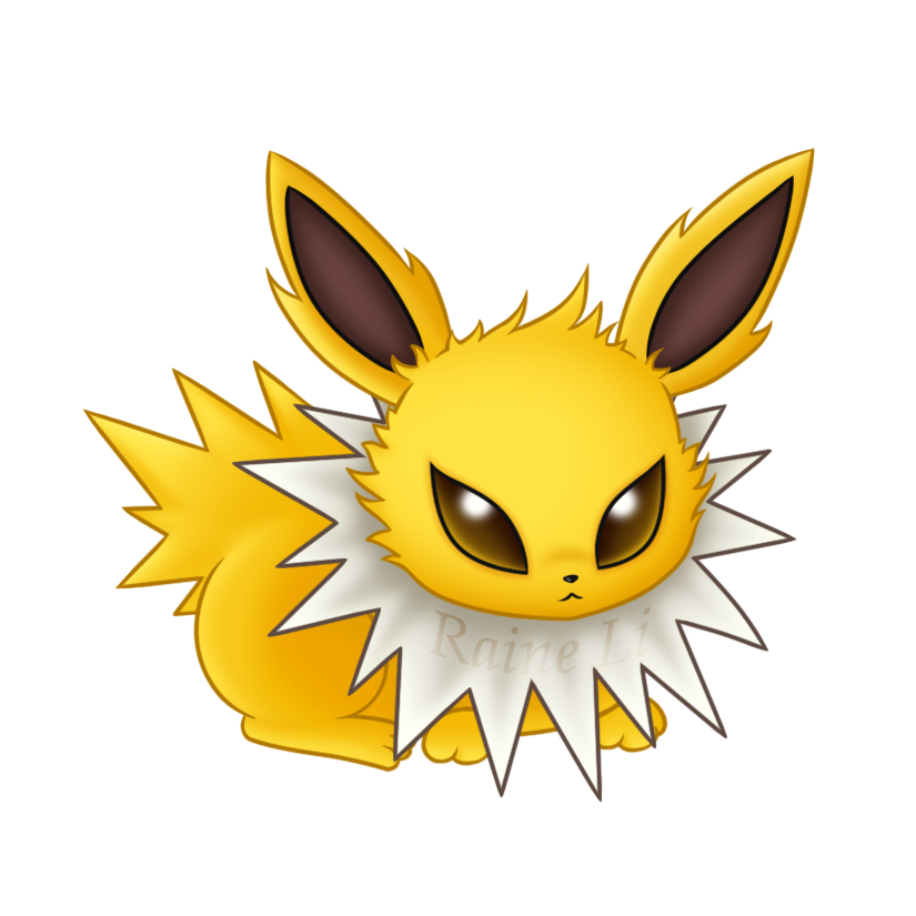 Jolteon by RaineLi