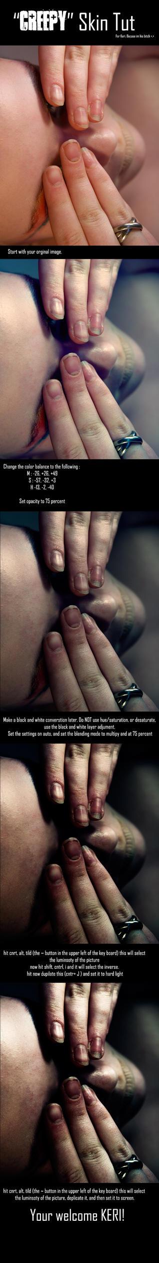 'Creepy' Skin by BrittanyJM