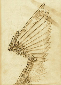 Steampunk Wing
