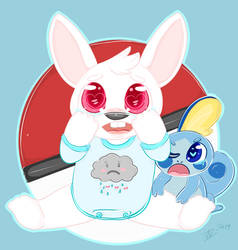 Water Team Shame by Bunnyoffuzz