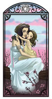 Mother and Child by MistressMiel