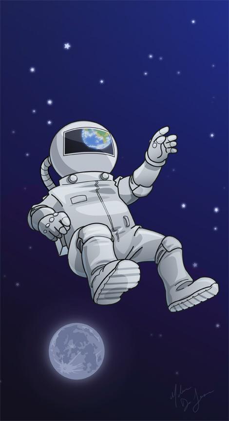 Spaceman by MistressMiel
