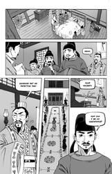 Detective Dee Page 01 by MistressMiel
