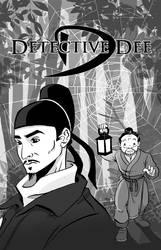 Detective Dee Mock Cover by MistressMiel