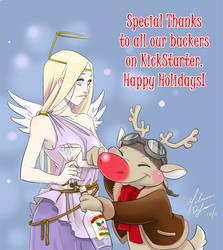 Special Thank You by MistressMiel