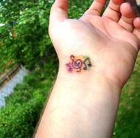 Reggae Tattoo by biggie-smallz
