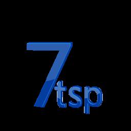 7tsp Logo V2 Concept by Robi450