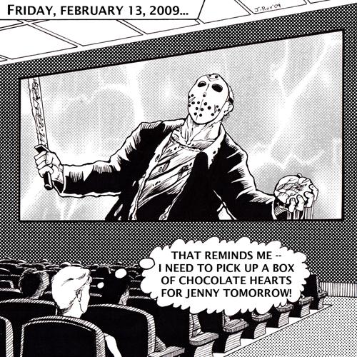 Valentine's Day is coming! Jason_voorhees_cartoon_by_jonathonriddle-d3brn7q