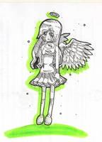 random chick xD by HikariLleonie
