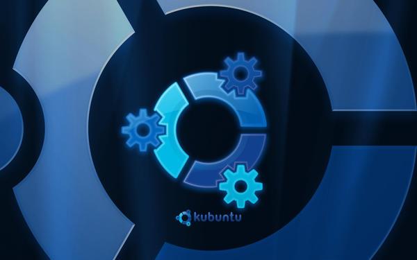 Kubuntu Wallpaper 1 by technokoopa
