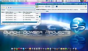 Burch-Bowser Projects Desktop by technokoopa
